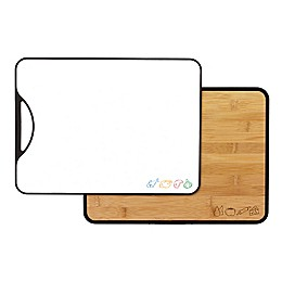 Totally Bamboo 2-Sided Poly-Boo Cutting Board