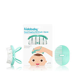 Fridababy® Head-Hugging Hairbrush and Styling Comb Set