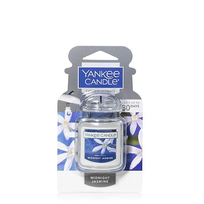 Alternate image 1 for Yankee Candle® Car Jar® Ultimates Midnight Jasmine Air Freshener