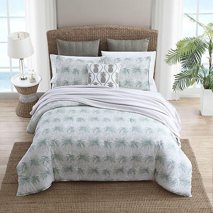 Alternate image 1 for Tommy Bahama® Distressed Palm Comforter Set