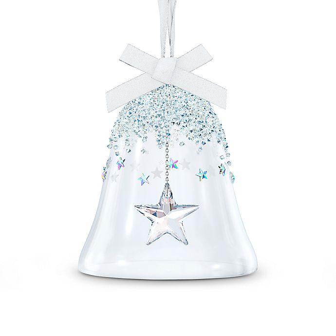 Alternate image 1 for Swarovski® 3.5-Inch Large Crystal Bell Star Christmas Ornament