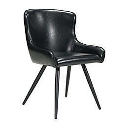 Zuo® Dresden Dining Chairs in Black (Set of 2)