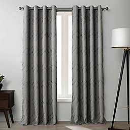 O&O by Olivia & Oliver™ Walker Room Darkening Grommet Window Curtain Panel