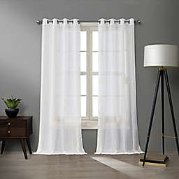 O&O by Olivia & Oliver™ Walker Grommet Light Filtering Window Curtain Panel