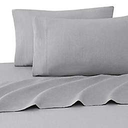 UGG® Devon Garment Washed Twin XL Sheet Set in Heather Grey