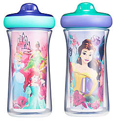 Disney® Princess ImaginAction™ 2-Pack 9 oz. Insulated Hard Spout Sippy Cups