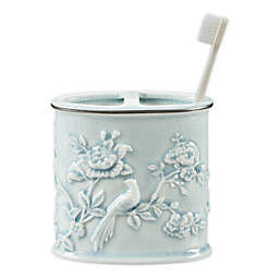 Wamsutta® Margate Toothbrush Holder in Illusion Blue