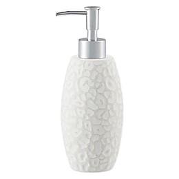 Wamsutta® Montville Lotion Dispenser in White