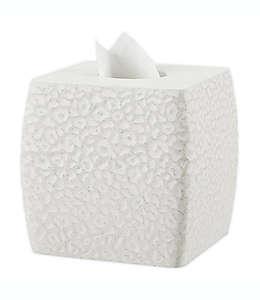 Caja para pañuelos Wamsutta® Montville color blanco