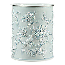 Wamsutta® Margate Wastebasket in Illusion Blue