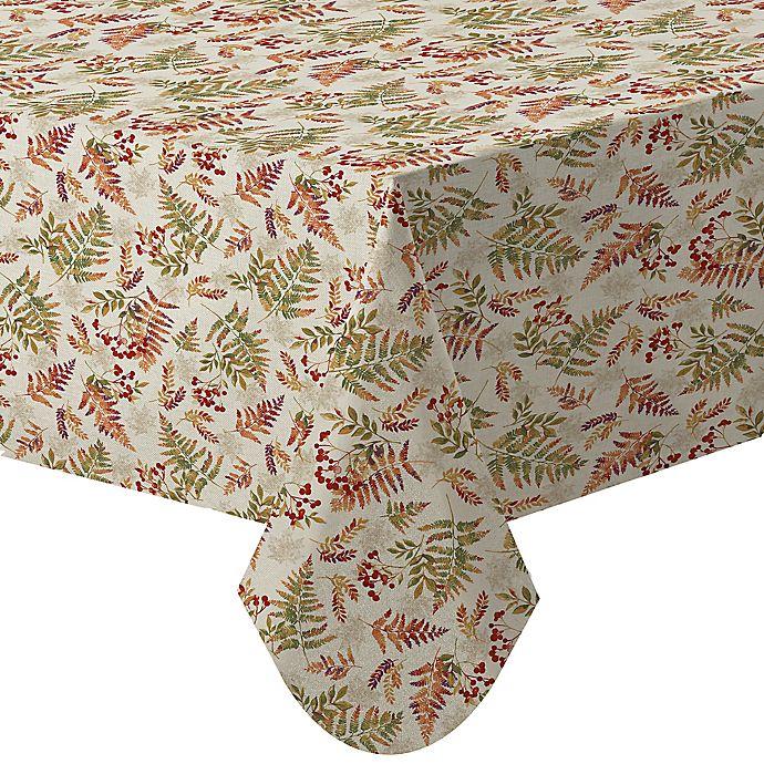 Alternate image 1 for Harvest Fern Table Linen Collection