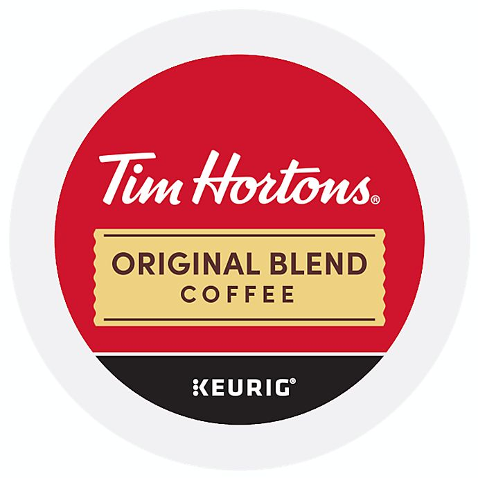 Alternate image 1 for Tim Hortons® Original Coffee Pods for Single Serve Coffee Makers 24-Count