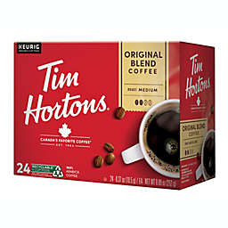 Tim Hortons® Original Coffee Pods for Single Serve Coffee Makers 24-Count