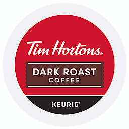 Tim Hortons® Dark Roast Coffee Pods for Single Serve Coffee Makers 24-Count