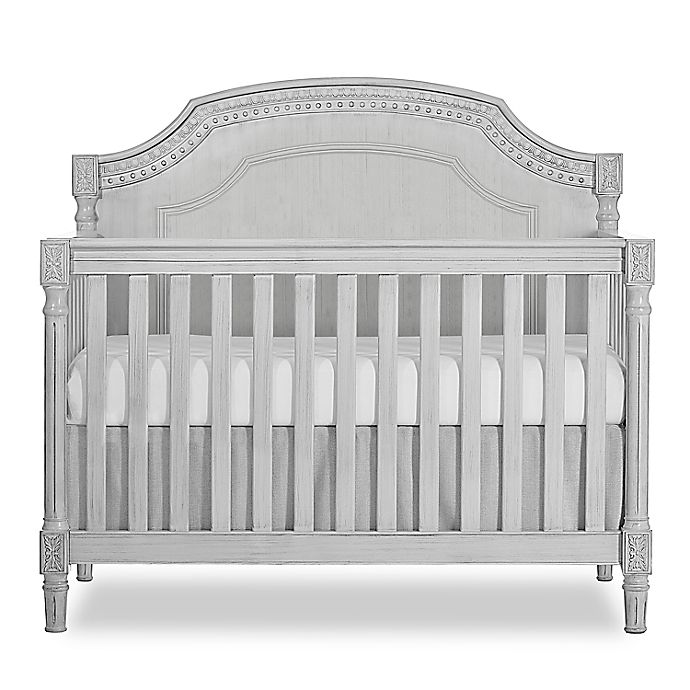 Alternate image 1 for evolur™ Julienne 5-in-1 Convertible Crib