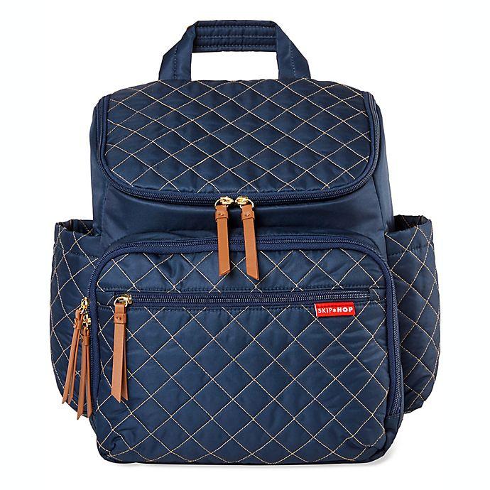 Alternate image 1 for SKIP*HOP® Forma Backpack Diaper Bag