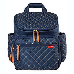 Skip Hop Forma Diaper Backpack in Navy