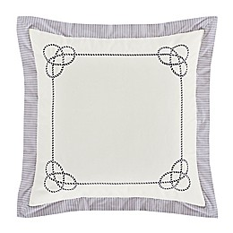 J. Queen New York™ Shore European Pillow Sham in Ivory