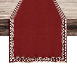 Superion 72-Inch Table Runner in Red