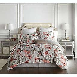 Kathy Ireland® Home Coral Coast 8-Piece Reversible Comforter Set