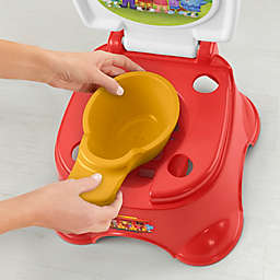 Fisher Price® Daniel Tiger's Neighborhood™ Convertible Step Stool Potty