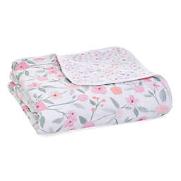 aden + anais™ Mon Fleur Dream Blanket in Pink