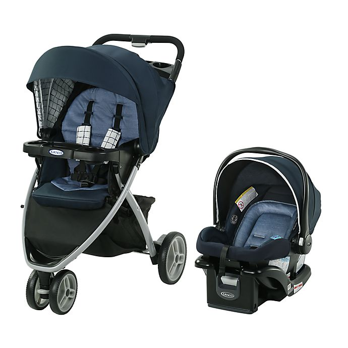 Alternate image 1 for Graco® Pace™ Click Connect™ Travel System