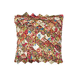 Donna Sharp® Watercolor Irish Chain Rooftile 16-Inch Square Throw Pillow