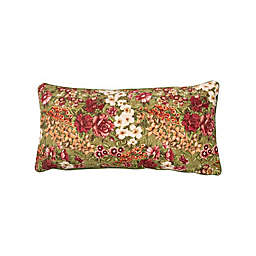 Donna Sharp® Watercolor Irish Chain Rooftile Oblong Throw Pillow