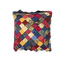 Donna Sharp Chesapeake Rooftile Square Throw Pillow