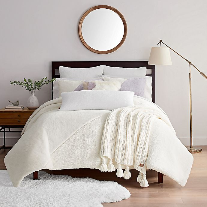 Alternate image 1 for UGG® Outback 3-Piece Comforter Set