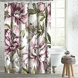 Peony 72-Inch x 72-Inch Shower Curtain