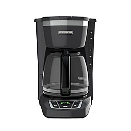 Black + Decker™ 12-Cup Programmable Coffee Maker