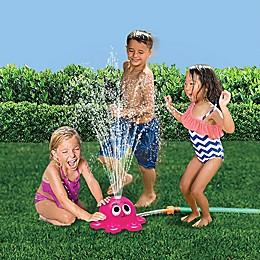 Bonzai Squishy Splash Sprinkler in Teal