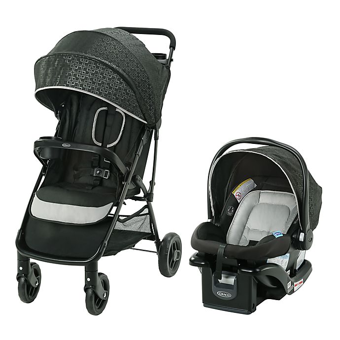Alternate image 1 for Graco® NimbleLite™ Travel System in Frisco