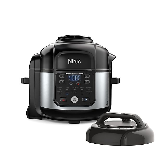 Alternate image 1 for Ninja® Foodi® 6.5 qt. 11-in-1 Pro Pressure Cooker + Air Fryer with Stainless Finish