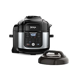 Ninja® Foodi® 6.5 qt. 11-in-1 Pro Pressure Cooker + Air Fryer with Stainless Finish