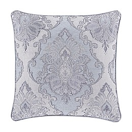 J. Queen New York™ Iceland 20-Inch Square Throw Pillow in Powder Blue