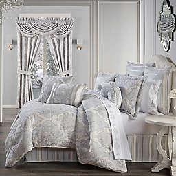 J. Queen New York™ Iceland 4-Piece California King Comforter Set in Powder Blue