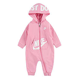 Nike® Hooded Coverall in Pink