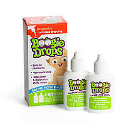 Boogie Drops™ 2-Pack 0.85 oz. Saline Nose Drops