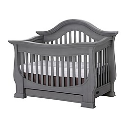 Baby Appleseed® Davenport 4-in-1 Convertible Crib in Morning Mist