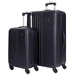 Traveler's Club® Luggage Friday 2-Piece Hardside Spinner Luggage Set