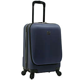 Traveler's Club® 20-Inch Hardside Spinner Carry On Luggage with Laptop Section