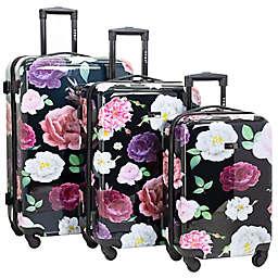 Traveler's Club® Luggage AVA 3-Piece Hardside Spinner Luggage Set