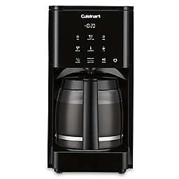Cuisinart® Touch Screen 14-Cup Programmable Coffeemaker in Black