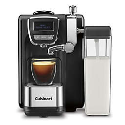 Cuisinart® Defined Espresso, Cappuccino & Latte Machine in Stainless Steel/Black