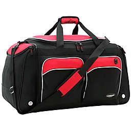 Traveler's Club® Adventurer 28-Inch Jumbo Mult-Pocket Travel Duffel