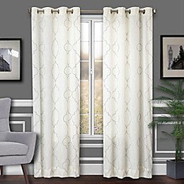 Albany 2-Pack 84-Inch Grommet Window Curtain Panel