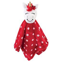 Hudson Baby® Unicorn Animal Face Security Blanket